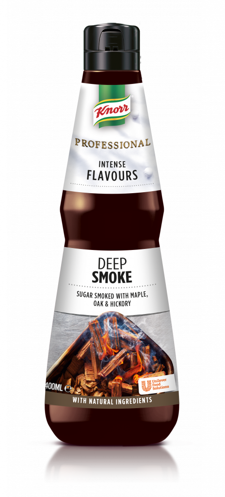 Bragðaukinn Deep Smoke 400ml